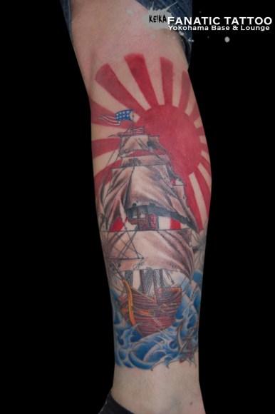 帆船 sailing ship