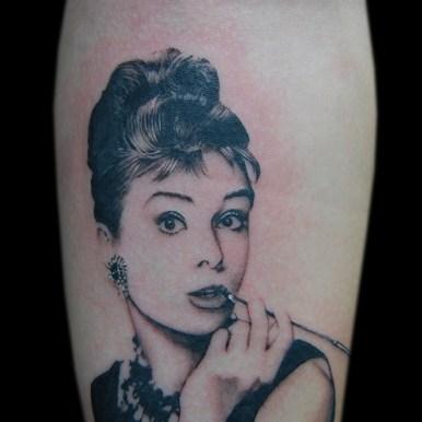 Audrey Hepburn オードリーヘプバーン