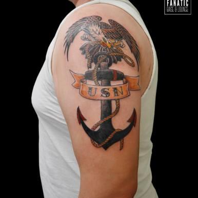 ワシ アンカー eagle anchor