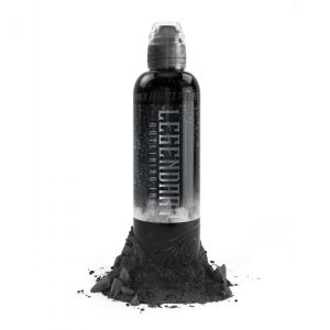 Outlining Black Ink - World Famous Tattoo Ink - 8oz.