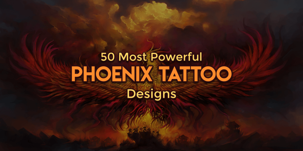 Phoenix Tattoo Designs