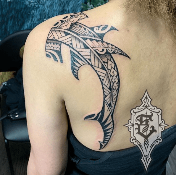 hammerhead shark tattoo meaning