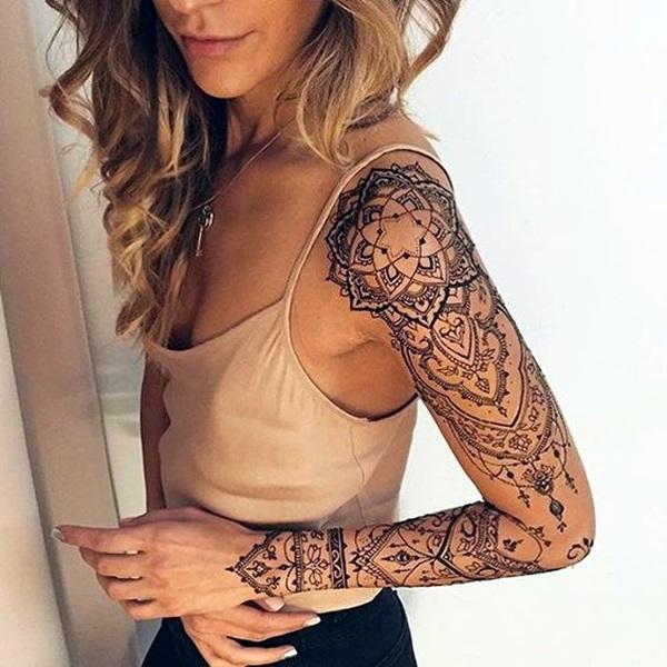 Tendance Tattoo 25 Meilleurs Endroits Pour Obtenir Des Tatouages Sur Votre Corps Photos Tattoolist Source Et Guide N 1 De Tatouages Et Piercings Tendance