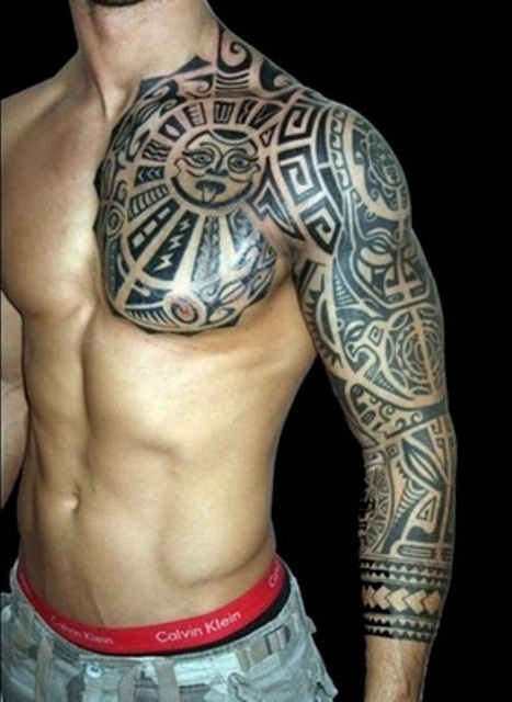 100 Meilleures Conceptions De Tatouage Tribal Pour Hommes Et Femmes Tattoolist Source Et Guide N 1 De Tatouages Et Piercings Tendance