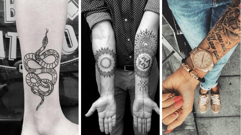 Idees Tattoo Tatouage Avant Bras Tendances 2019 2020