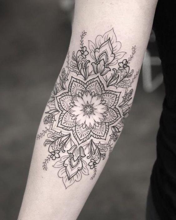 Beau tatouage !