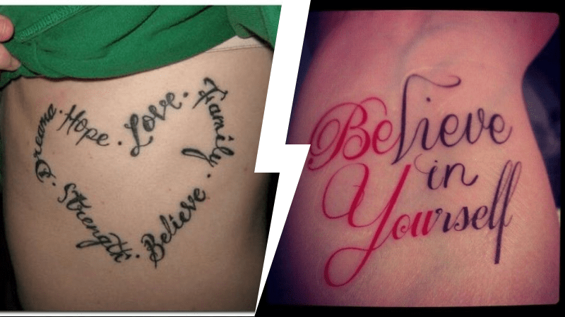 Idees Tatouage Tatouage Phrase En Anglais Proverbes Et Citations