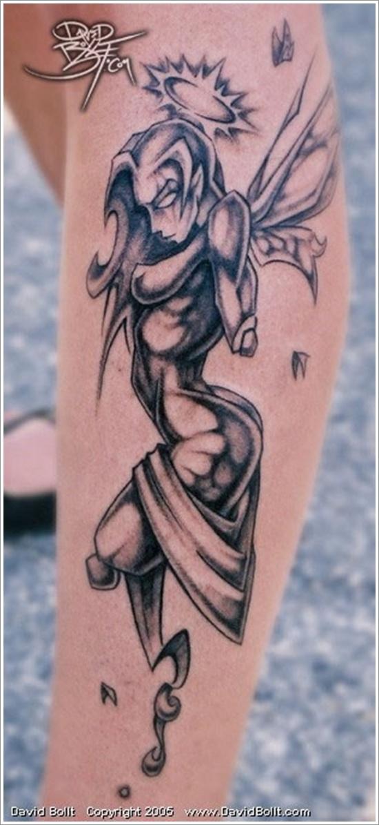 dessins de tatouage de fée (12)