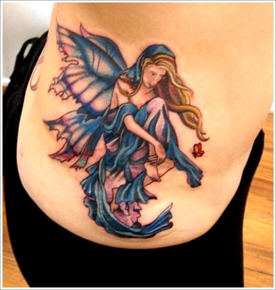 dessins de tatouage de fée (18)