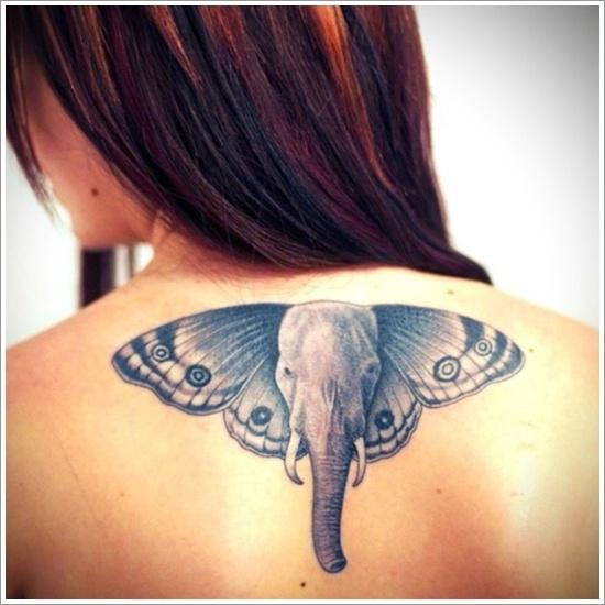 tatouage d'éléphant (1)