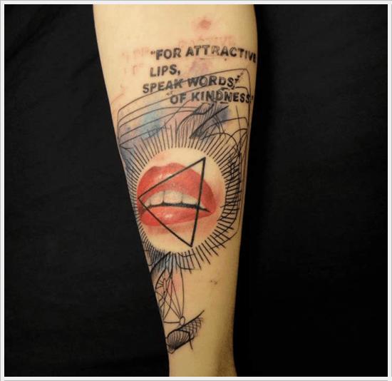 4 dessins de tatouage typiques