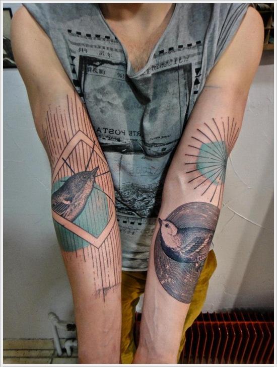 5 dessins de tatouage typiques