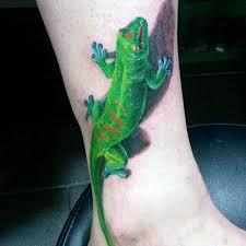 Signification de tatouage de lézard 14