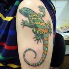 Signification de tatouage de lézard 26