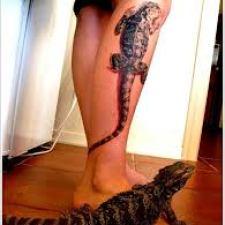 Signification de tatouage de lézard 30