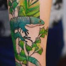 Signification de tatouage de lézard 31
