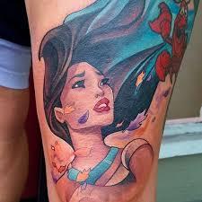 Signification de tatouage de Pocahontas 37