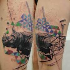 Signification de tatouage de rhinocéros 33