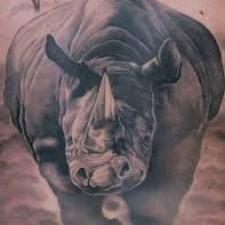 Signification de tatouage de rhinocéros 44