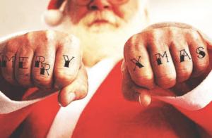 Tatouage de Noël