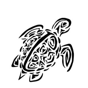 tatouage de tortue