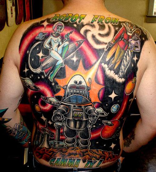 Drawing Tattoo Design