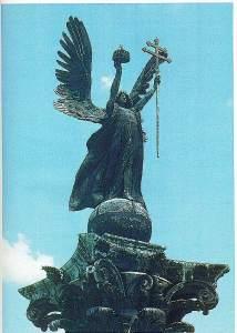 Gabriel Statue