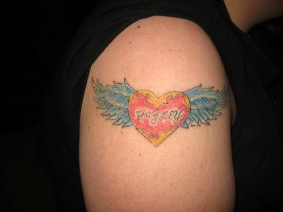 Essential Baby Kids Name Tattoo Design - | TattooMagz ...
