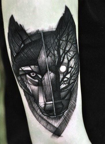 70 Majestic Wolf Tattoos For True Free Spirits Page 3 Of