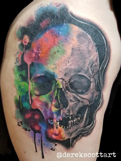 Derek Scottt Book an appointment! Trip Ink Tattoo Las Vegas, NV