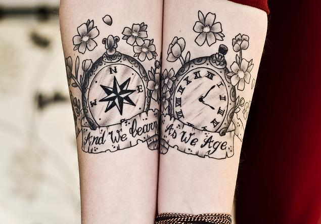 And We Learn As We Age Best Tattoo Ideas Designs Ideas And Designs