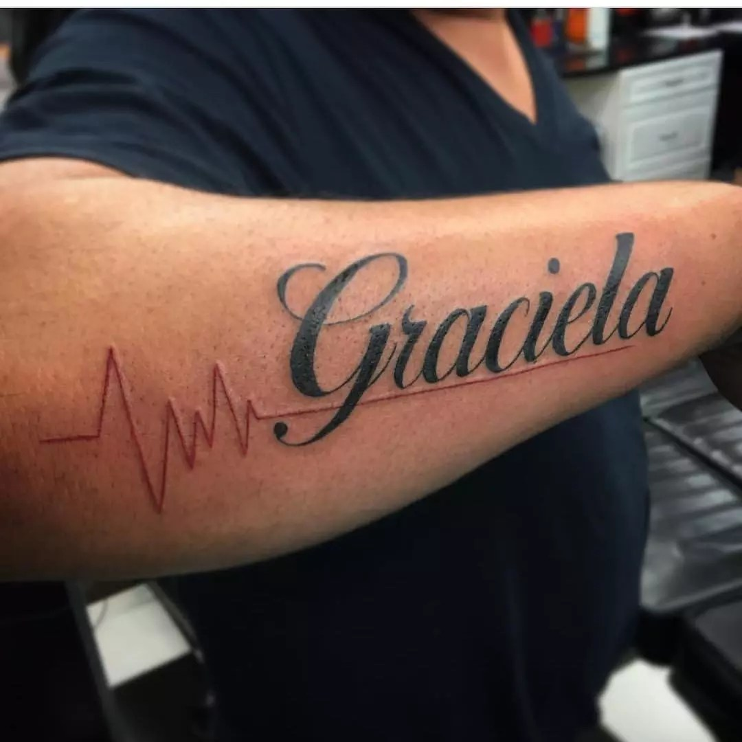 100 Memorable Name Tattoo Ideas Designs Top Of 2019 Ideas And Designs