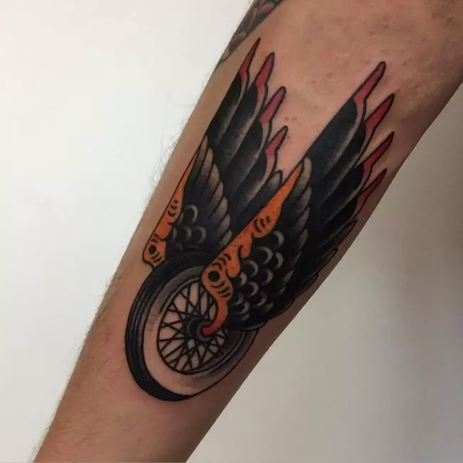 85 Best Biker Tattoo Designs Meanings For Brutal Men Ideas And Designs