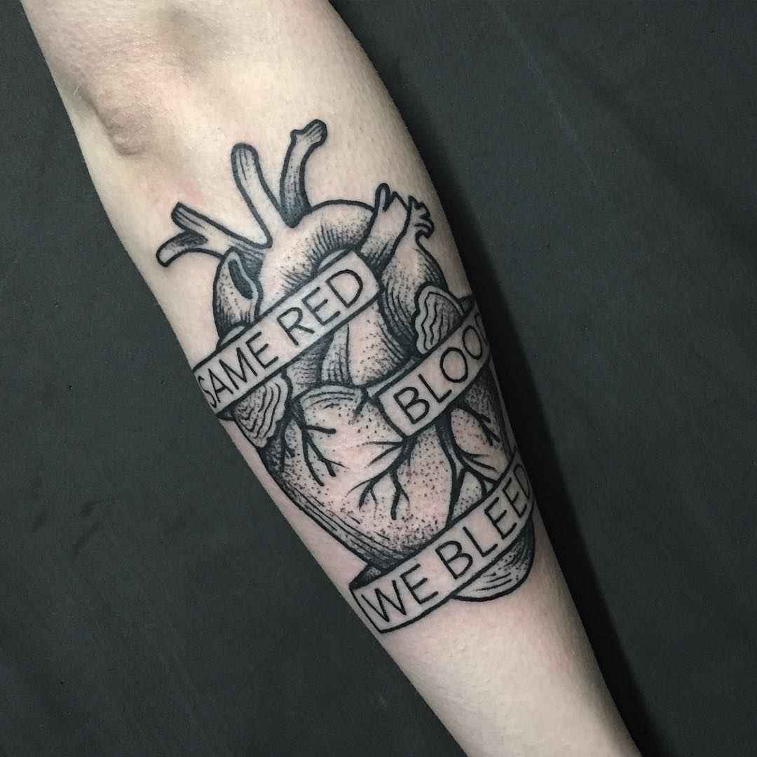 110 Best Anatomical Heart Tattoo Designs Meanings 2019 Ideas And Designs