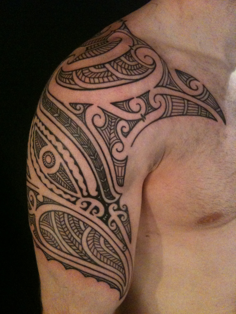 18 Magnificent Maori Tribal Tattoo Ideas And Designs