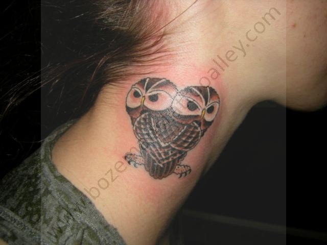 Owl Bozeman S Tattoo Alley L L C Pictures Tattoo Alley Ideas And Designs