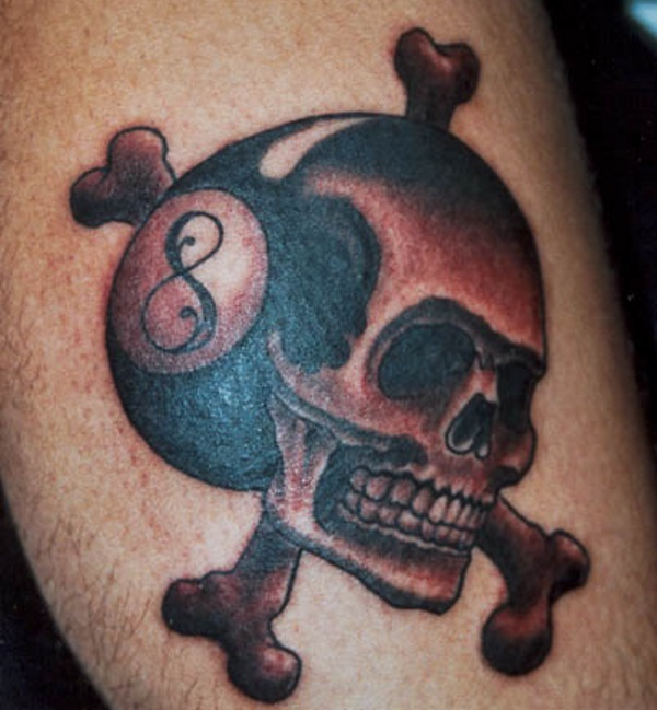 100 8 Ball Tattoos Meanings Photos Wizard Tattoo Ideas And Designs