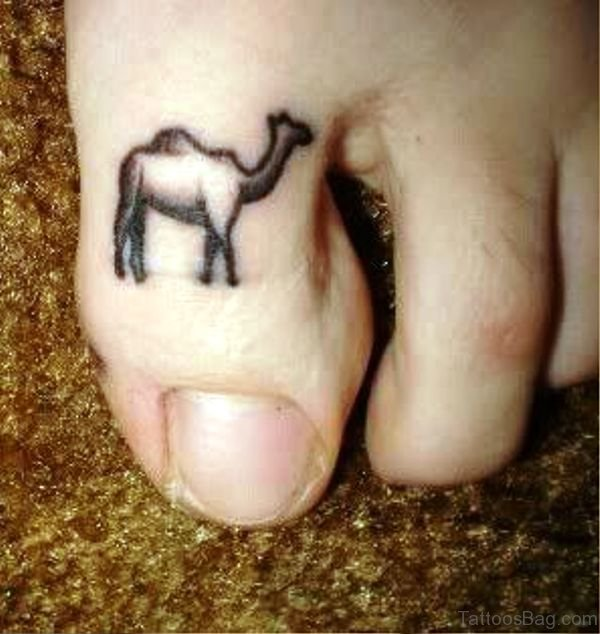 42 Beautiful Camel Tattoos On Toe Ideas And Designs