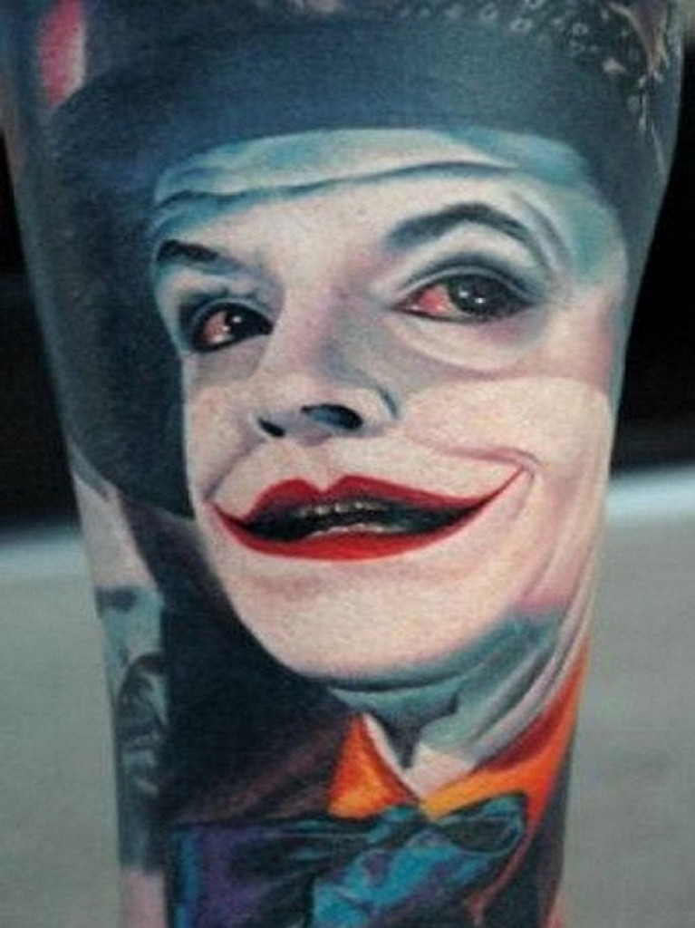 Joker Tattoos Designs Ideas And Meaning Tattoos For You Ideas And Designs