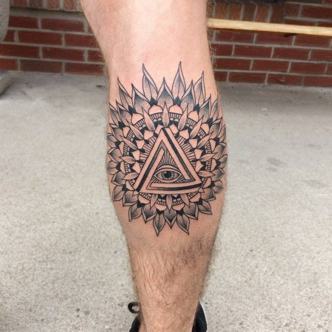 Calf Tattoos For Men Designs Ideas And Meaning Tattoos Ideas And Designs