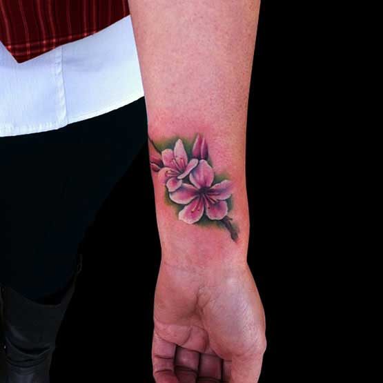 Cherry Blossom Tattoo Designs For Girls Full Tattoo Ideas And Designs