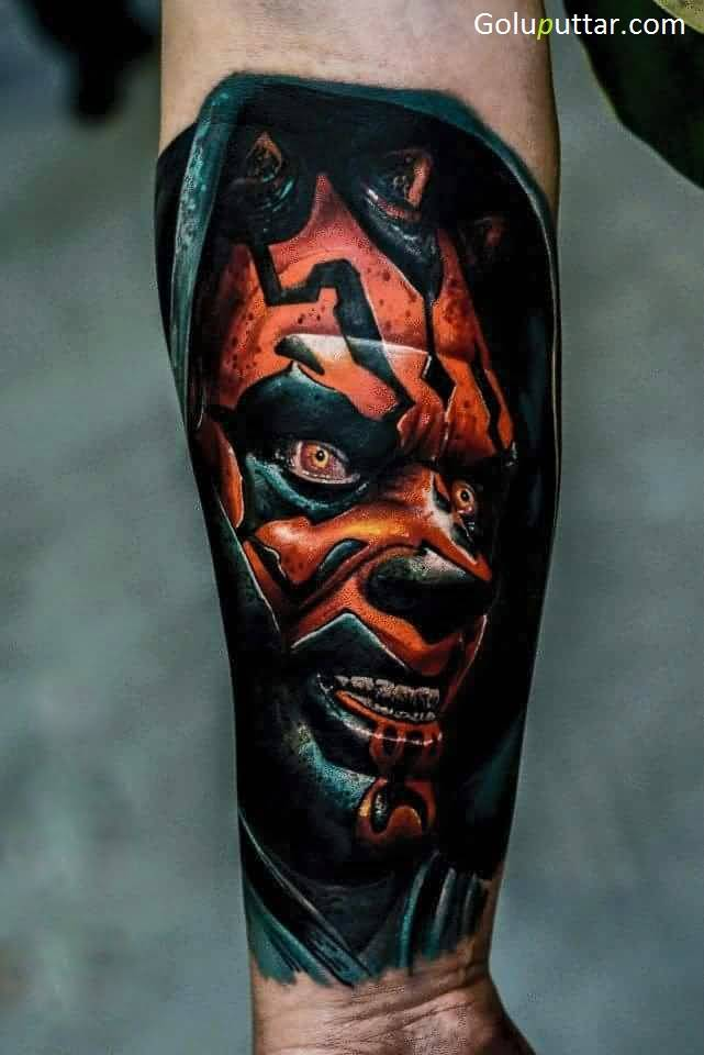 3D Arm Tattoos Ideas And Designs