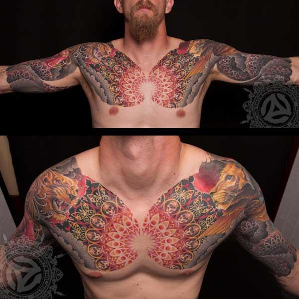 Untitled By Adrian Lee Tattoonow Ideas And Designs