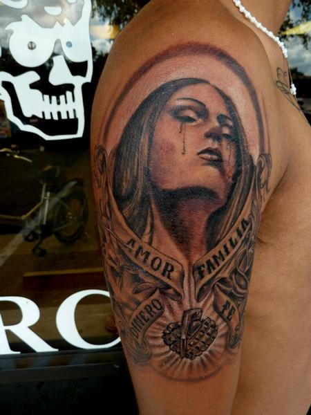 Og Abel Girl By Mully Tattoos Ideas And Designs