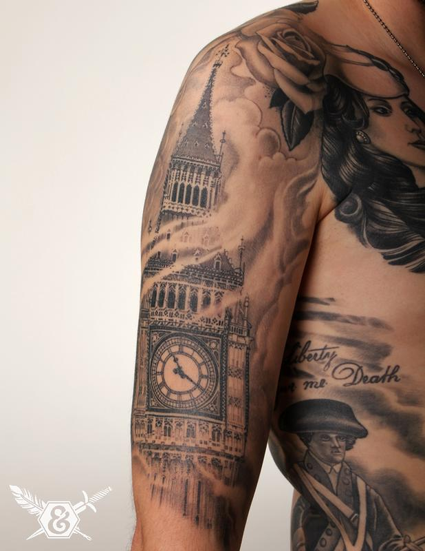 Off The Map Tattoo Ideas And Designs