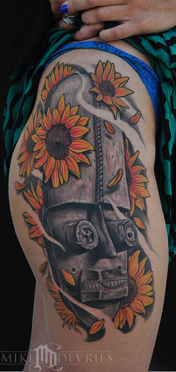 Mike Devries Tribal Tattoos Page 1 Ideas And Designs