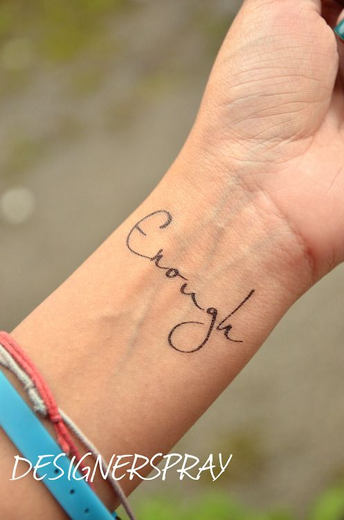 14 Amazing Enough Wrist Tattoos Ideas And Designs