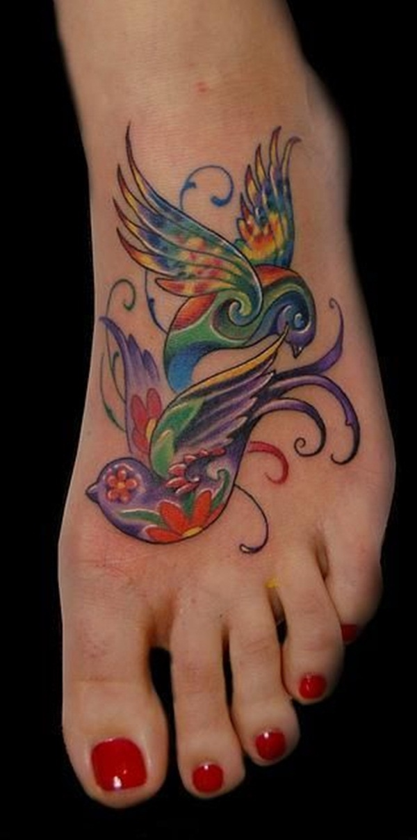 100 Gorgeous Foot Tattoo Design You Must See Ideas And Designs