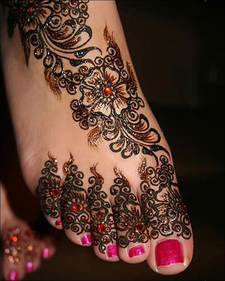 Muslim Mehndi Designs 14 Best Designs You'll Fall In Love Ideas And Designs