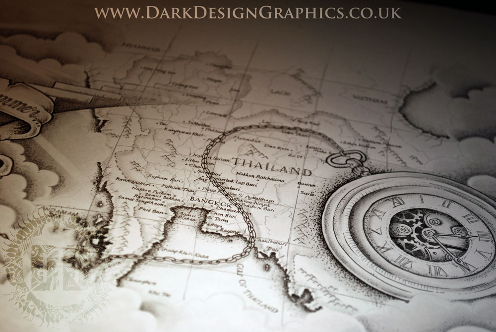 Using Artists Creativity In Commissions Traveller Tattoo Ideas And Designs